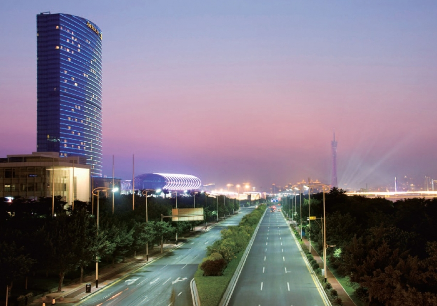 Iluminación urbana